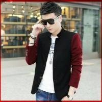 Baju jas pria blazer cowok formal casual style korea