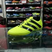 Sepatu Futsal Adidas Ace 16.4 In Green Yellow