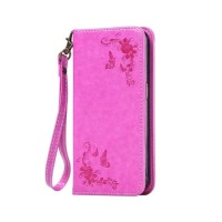 New Lady Flip Wallet Leather Samsung Galaxy S6