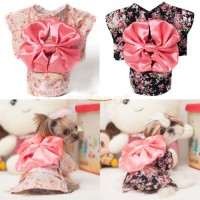 Baju Anjing Kimono Anjing Lucu Model Jepang Import