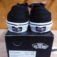 PROMO!! Sepatu Vans Era Lacelles Pro X Metallica Metalica Black White