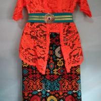 baju bali kebaya adat anak-anak permpuan new