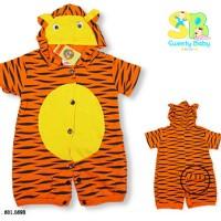 Baju Bayi Jumper Motif Binatang / Baju jumper Bayi 3 - 6 Bln