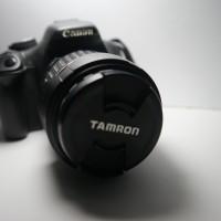 Canon 550D + Lensa Tamron 18 - 200 mm ( Second )