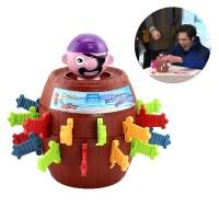 Pirate Roulette Barrel / Mainan Anak / Bajak Laut Di Tong