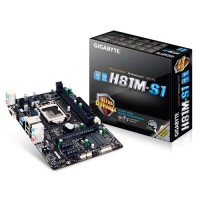 Motherboard GIGABYTE GA H81M-S1