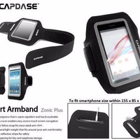 CAPDASE Sport Armband Zonic 155a for XiaoMi RedMi Note 1/2/3/4 Pro, Re