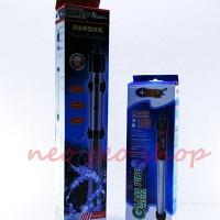 penghangat pemanas heater air aquarium aquascape 100 150 watt