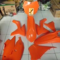 Bodyset - Body & Cover Set KTM 250 Sixdays - PnP KLX 150  Dtracker