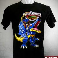 Kaos Power Rangers Dino Supercharge Talon Ranger Ukuran Anak No. 0,1,2