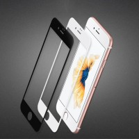 Tempered Glass Full 3D Iphone 7 4,7 4.7 Anti Gores Kaca Curved Warna
