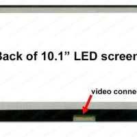 LCD LED 10.1 Laptop Asus EeePC Eee PC 1025, 1025B, 1025C, 1025CE