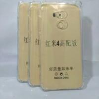 Ultrathin Anti Crack Xiaomi Redmi 4 Soft Jelly Case Cover Casing Xiomi