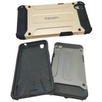 Case Spigen Hybrid Tough Armor Oppo Neo 9 / A37 Hard Back Case Casing