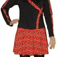 Baju Renang Muslimah ukuran Jumbo 5L - Motif