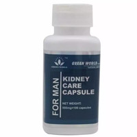 Kidney Care Capsule For Man Green World