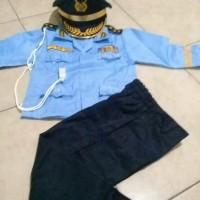 Seragam Anak Jenderal TNI AU ukuran 1 - 4 | Baju Karnaval |Kostum Anak