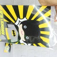 plastik snack batman kids / custom plastick snack batman kids