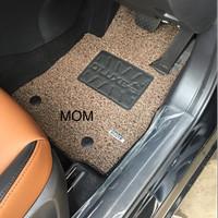 Karpet Comfort Deluxe khusus Datsun Go+ 3 Baris
