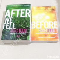 After We Fell by Anna Todd (WATTPAD)