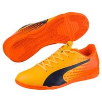 Sepatu futsal puma original new 2017 Evospeed 17.5 IT orange-black