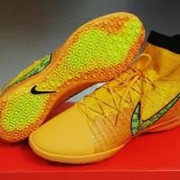 Trendy Sepatu Futsal Nike Elastico Superfly Yellow