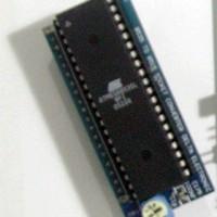 ATMega8515 / AT89S51 / AT89C51 to ATMega8535 Socket Converter - Soket