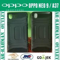 OPPO NEO9 A37 casing case cover armor carbon softcase silikon Neo 9