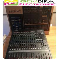mixer Yamaha MGP16X - garansi resmi Yamaha 1 tahun