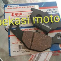 kampas rem pad set suzuki nex lets address original