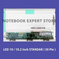 Layar LCD/LED 10.2 Soket Lebar ASUS Eee PC 1015 Series
