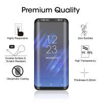Tempered Glass Aksesoris Samsung Galaxy S8+/S8 Plus Screen Full Kaca