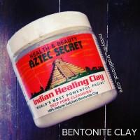 BENTONITE CLAY [AZTEC Repack 100gr]