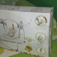 baby elle automatic swing