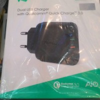charger AUKEY QC 3.0 PA T13