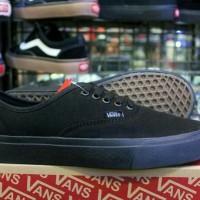 Sepatu Vans Authentic Hitam/Black/Full Hitam/Full Black Grade ORIGINAL