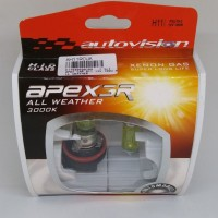 BOHLAM LAMPU MOBIL Autovision APEX3R ALL WEATHER H11 12V 100W 3000K