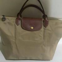 Tas Longchamp short handle dan ungu Rp.1.200.000