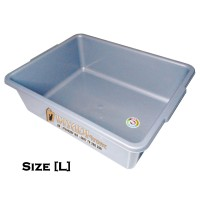Litter Box Size [L] (Kotak / Bak Pasir Kucing)