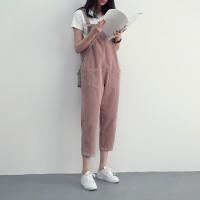 jumpsuit baju kodok wanita slim cute lucu k pop style grosir murah