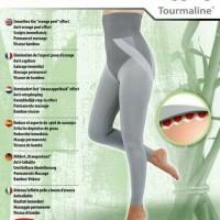 Far infrared slimming Tourmaline Bamboo Legging pelangsing