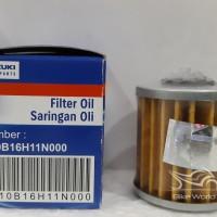Filter Oli Shogun 125 FL, Axelo 16510B16H11N000 Suzuki Genuine Parts