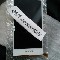 Lcd Touchscreen Oppo U7015 original WHITE