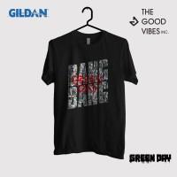 Kaos Band Green Day Original Gildan - BANG BANG