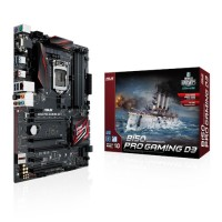 ASUS Motherboard Socket LGA 1151 [B150M Pro Gaming D3]