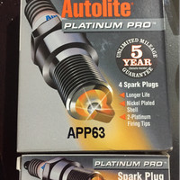 Busi Autolite Platinum Pro harley davidson , mobil, vespa, xs650, DLL