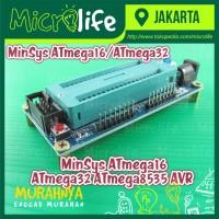 Minimum System ATmega16 ATmega32 ATmega8535 AVR MinSys Sistem ATmel