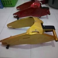 suzuki gsx r150 arm banana