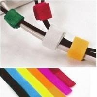 [PROMO] Pengikat Penjepit Merapikan Kabel Velcro Cable Strap YZF52