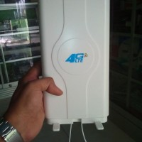 Antena Penguat Signal 4G LTE 45dBi (Modem Smartfren, Huawei, BOLT, ZTE